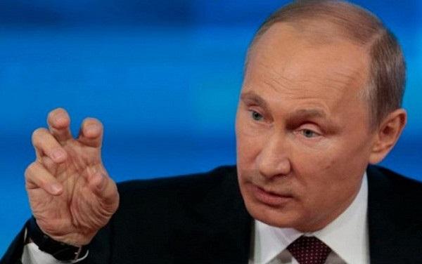 Почему Владимира Путина называют «террористом»
