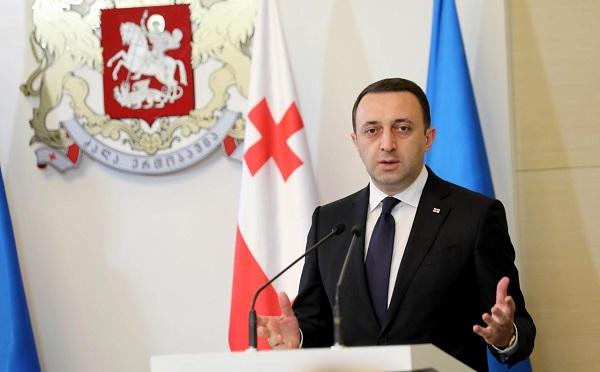 Премьер-министр Грузии предстанет перед парламентом 25 июня
