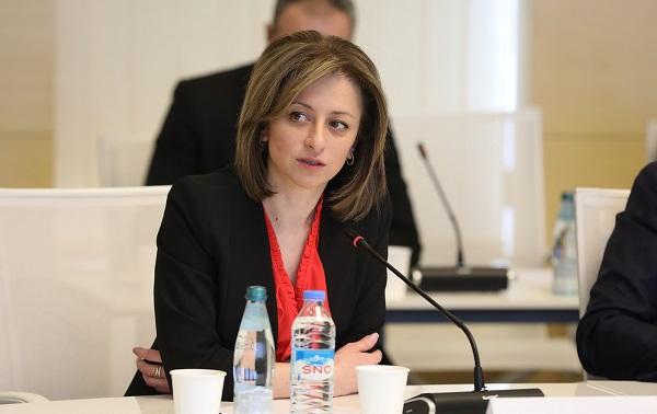 К 9 мая количество инфицированных может достичь двух тысяч человек - Екатерина Тикарадзе