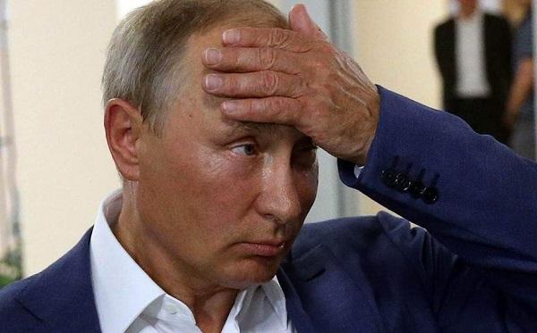Режим Путина убивает невинных людей по надуманной причине защиты русского народа