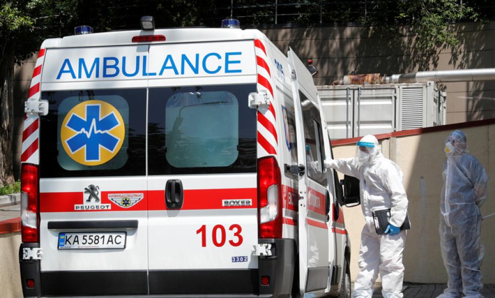 В Украине за сутки выявили 9 850 случаев COVID-19, 193 человека скончались