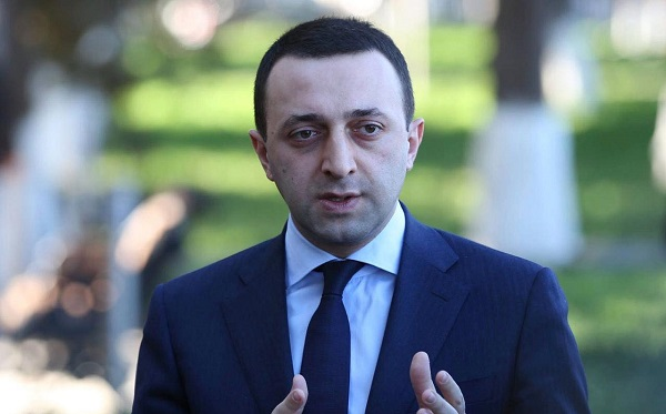 Каждый имеет право на выражение протеста -  Ираклий Гарибашвили