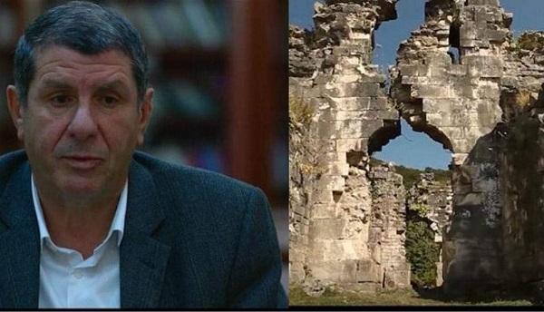 Российские следы разрушения в Абхазии - грузино-абхазское культурное наследие стало  жертвой русификации