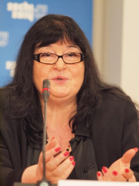 Маквала Касрашвили: В Большом театре никто не страдает из-за грузино-российской политики